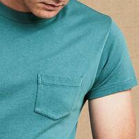 1950'sスポーツウェアTシャツ/TapestryBlue