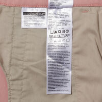 TAPER SHORT SSZ ROSE TAN WONDERKNIT