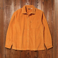 CORD SHIRT GOLDEN OAK