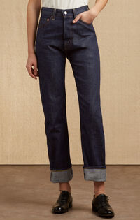 LEVI'S® VINTAGE CLOTHING 1950モデル/701/リジッド/セルビッジ/12.3oz