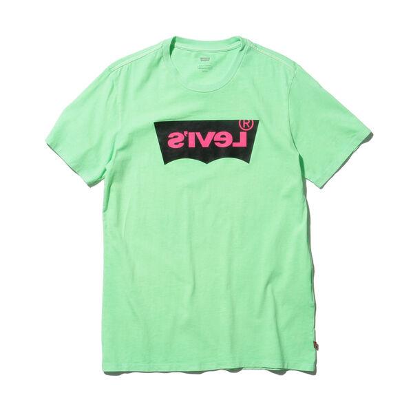 グラフィックTシャツ HM SSNL TECH NEON