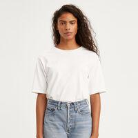 SS BOXY Tシャツ WHITE +