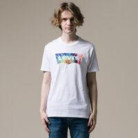グラフィックTシャツ HM SSNL FILL2 WHITE