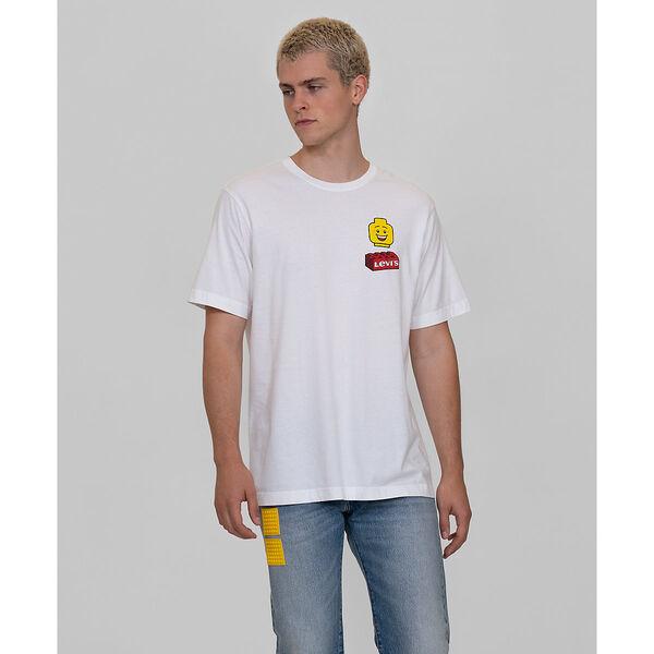 リラックスTシャツ LEGO BRICKHEAD WHITE