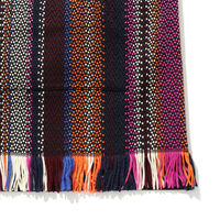 ブランケットドレス SUMMER BLANKET STRIPE MULTI