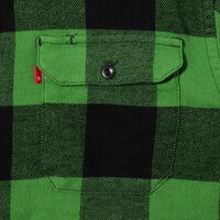 JACKSON ワーカーシャツ BANDURRIA GLEN COVE