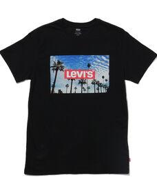 グラフィックTシャツ SSNL PHOTO2 MINERAL BLACK