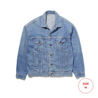 TYPEⅢトラッカージャケット AV BLUE