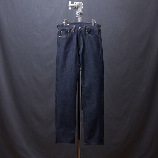 505™ REGULAR TRUEST BLUE SELVEDGE MIU