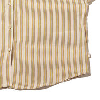 MARGOT TOP ANNITA STRIPE SANDSHELL PRINT