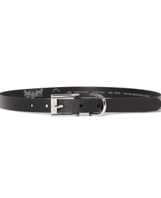 WOMEN'S PREMIUM BELT REGULAR BLACK