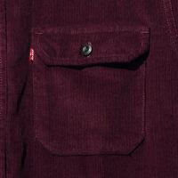 クラシックワーカーシャツ コーデュロイ PURPLE