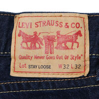 TYPE 1 STAY LOOSE DENIM JADE SEA