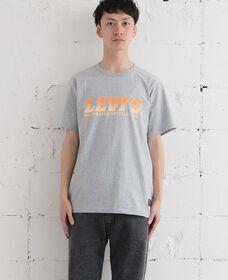 グラフィックTシャツ/HEATHERGREY