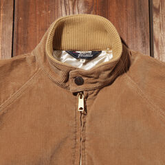 Levi's Vintage Clothing Fresh Produce Bomber 85208: 0000 Apricot Yellow