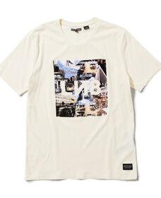 ユニセックスTシャツ VELA SUNNY CREAM