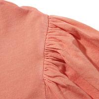 WAVE Tシャツ CADMIUM ORANGE