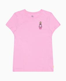 パーフェクトTシャツ WMN PRINCESS LC PINK