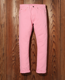 LEVI'S® VINTAGE CLOTHING 505™ COLORS PINK DUST