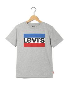 SPORTSWEARロゴ Tシャツ(130-150cm)