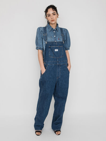 VINTAGE OVERALL KICKED TO THE CURB