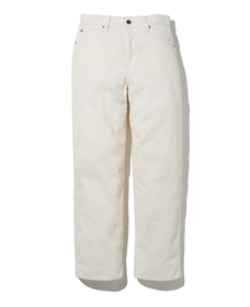 DAD CORDUROY PANTS OFF WHITE 4.1.1