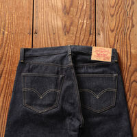1955モデル/501XX/リジッド/CONE DENIM/WHITE OAK/12.52oz