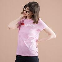 パーフェクトTシャツ I BATWING LEVI'S PINK LADY