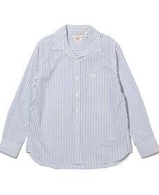 THE ULTIMATE ボーイフレンドシャツ MILLBRAE NEBULAS BLUE