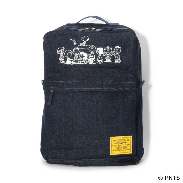 L PACK バックパック PEANUTS