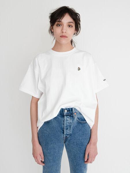 HEAVYWEIGHT ROADTRIP Tシャツ WHITE +