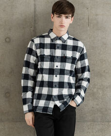 クラシックワーカーシャツ チェック SKY CAPTAIN