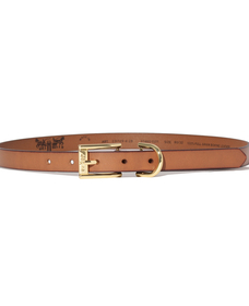 WOMEN'S PREMIUM BELT BROWN