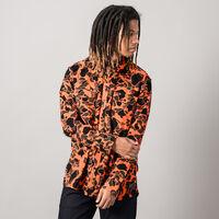 JT ワーカーシャツ  JTDUCKHUNTCAMO TIGERLILY PRINT