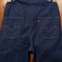 LEVI'S® VINTAGE CLOTHING ORANGE TAB BIB&BRACE PIT STOP