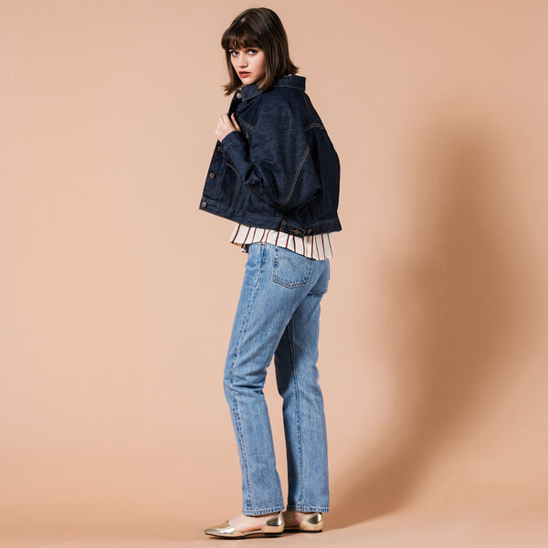 JEANS FOR WOMEN LUXOR INDIGO