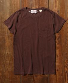 1950'S スポーツウェアTシャツ BITTER CHOCOLATE