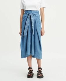 フィールドスカート COMFORT DENIM