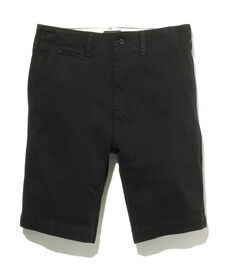 502 TRUE CHINO SHORT MINERAL BLACK WO