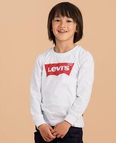 LEVI'S®KIDS バットウィングロングスリーブTシャツ (身長90-120cm)