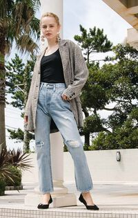 501®JEANS FOR WOMEN LMC SALT BLEACHE