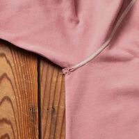 1960'Sクルーネックスウェットシャツ/レッド/DUSTYFLOWER