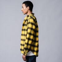 スタンダードシャツ CHARRO BLACK/YELLOW