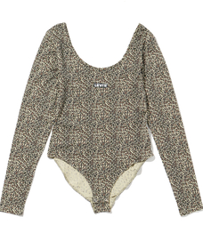 JOSIE ボディースーツ BABY TAB BODYSUIT ANIMAL