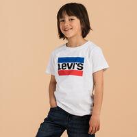 リーバイスロゴTシャツ (身長90-120㎝)