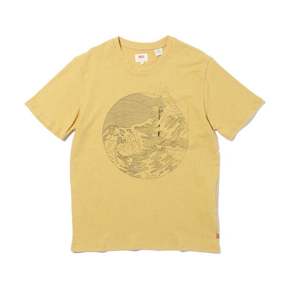 WELLTHREAD ポケットTシャツ RIPTIDE COTTON HEMP