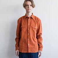 TAB TWILLS ワークシャツ AUTUMNAL