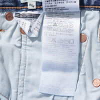 LEVI'S®MADE&CRAFTED™ 501® オリジナルフィット MID FLAT STONE