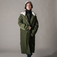 ESTELLE JACKET ARMY GREEN