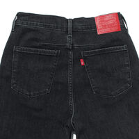 LEJ BALLOON JEAN WORN ONCE BLACK
